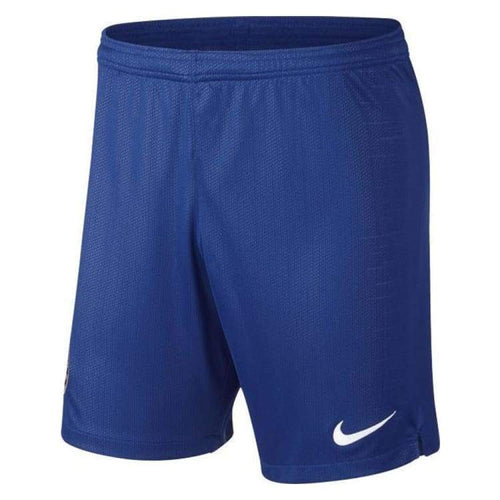 Shorts / Soccer: Nike Chelsea 18/19 Home Shorts Blue 919181-495 [Mens] - Nike / S / Blue / 1819 Blue Chelsea Clothing Football |