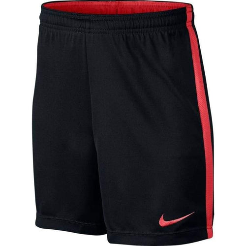 Shorts / Soccer: Nike Dri-Fit Academy Junior Shorts 832901-018 - Nike / Kids: Xs / Black / Black Clothing Football Kids Land |