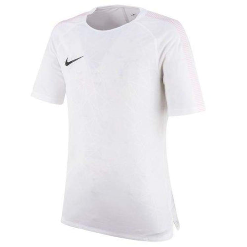 Jerseys / Soccer: Nike Dry Cr7 Squad S/s Top - White 882992-100 - Nike / S / White / Clothing Cr7 Football Jerseys Jerseys / Soccer |