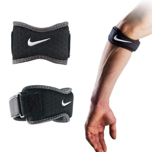 Protectors / Elbow: Nike Elbow Band L 93370 - Nike / M / Black / Basketball Black Fitness & Exercise Gear Golf | Ochk-Sfalo-93370-01