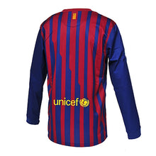 Jerseys / Soccer: Nike FC Barcelona 11/12 (H) L/S 419878-486 - 1112, BARCELONA, Blue / Red, Clothing, Football | OCHK-SFALO-LSSPA02110H-S