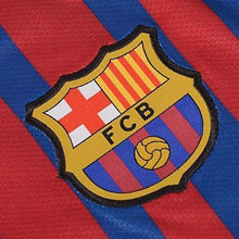 Jerseys / Soccer: Nike Fc Barcelona 11/12 (H) L/s 419878-486 - 1112 Barcelona Blue / Red Clothing Football