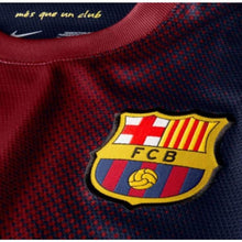 Jerseys / Soccer: Nike Fc Barcelona 12/13 (H) Ss 478323-410 - 1213 Barcelona Berry Clothing Home Kit