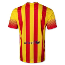 Jerseys / Soccer: Nike Fc Barcelona 13/14 Away S/s Jersey 532823-703 - 1314 Away Kit Barcelona Clothing Football