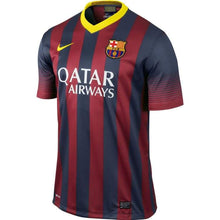 Jerseys / Soccer: Nike Fc Barcelona 13/14 (H) S/s Jersey 532822-413 - 1314 Barcelona Clothing Football Home Kit