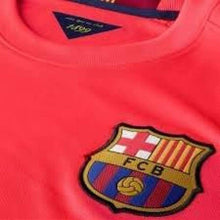 Jerseys / Soccer: Nike Fc Barcelona 14/15 (A) L/s 618738-672 - 1415 Away Kit Barcelona Clothing Coal