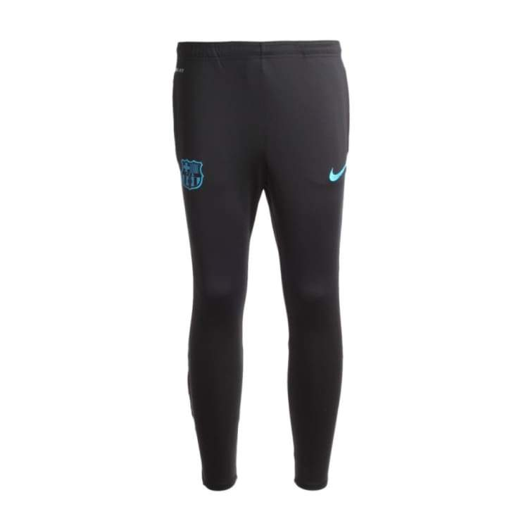 Pants / Training: Nike Fc Barcelona 15/16 Strike Pants Wp Wz Bk/bu 686651-013 - Nike / S / Black / 1516 Barcelona Black Clothing Football |