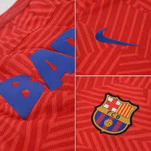 Tees / Short Sleeve: Nike Fc Barcelona 16/17 Dry Top S/s 808954-658 - 1617 Barcelona Clothing Football Land