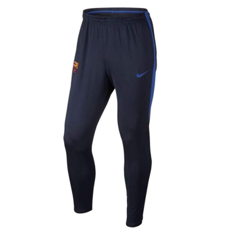 Pants / Training: Nike Fc Barcelona 16/17 Sqd Pants Kpz 808950-451 - S / Black / Nike / 1617 Barcelona Black Clothing Football |