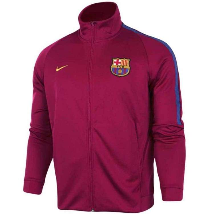 a4d627f76 Jackets   Track  Nike Fc Barcelona 17 18 Authentic Franchise Jacket 868928- 620