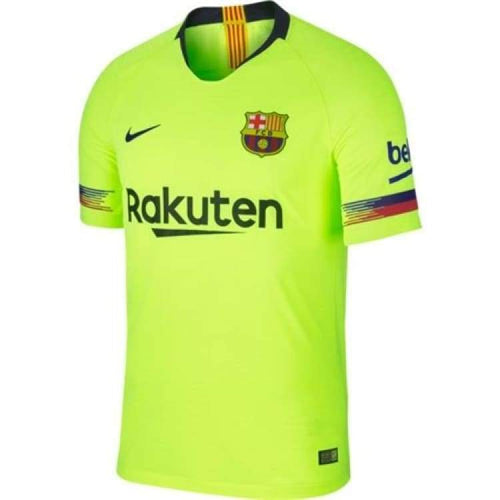 Jerseys / Soccer: Nike Fc Barcelona 18-19 (A) Vapor Match Jersey 918912-702 - Nike / S / Blank / 1819 Away Kit Barcelona Clothing Football |