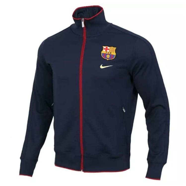 Jackets / Track: Nike FC Barcelona NSW N98 Jacket AR8617-451 - Nike / S / 1920, BARCELONA, Clothing, FC Barcelona, Football |