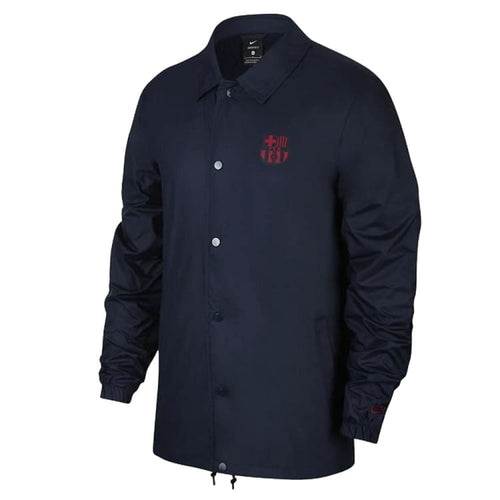 Jackets / Casual: Nike FC Barcelona SB Shield Jacket AT4467 - Nike / S / 2019, BARCELONA, Clothing, FC Barcelona, Football |