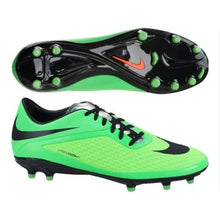 Cleats / Soccer: Nike Hypervenom Pheon Fg Green 599730-303 - Cleats / Soccer Football Footwear Land Lime