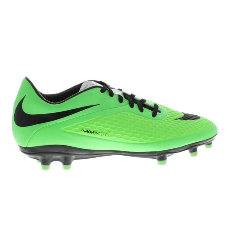 Cleats / Soccer: Nike Hypervenom Pheon Fg Green 599730-303 - Nike / Us: 6.5 / Lime / Cleats / Soccer Football Footwear Land Lime |