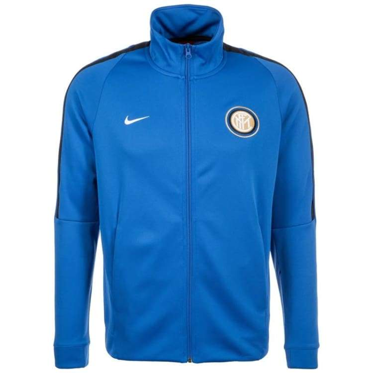 Jackets / Track: Nike Inter Milan 17/18 Authentic Franchise Jacket (Blue) 868923-464 - Nike / S / Blue / 1718 Blue Clothing Inter Milan