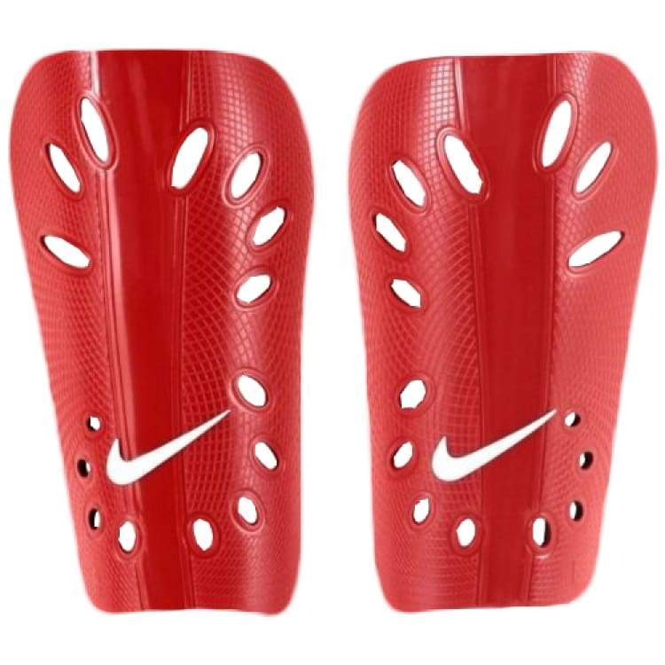 Protectors / Shin Guard: Nike J Guard Rd Sp0040-616 - S / Nike / Red / Football Gear Land Mens Nike | Ochk-Sfalo-Sp0040-616-1
