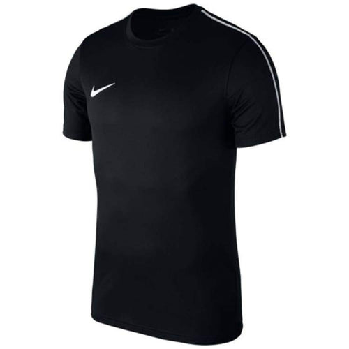 Jerseys / Soccer: Nike Kids Park 18 Ss Training Top Aa2057-010 - Nike / Kids: S / Black / Black Clothing Football Jerseys Jerseys / Soccer |