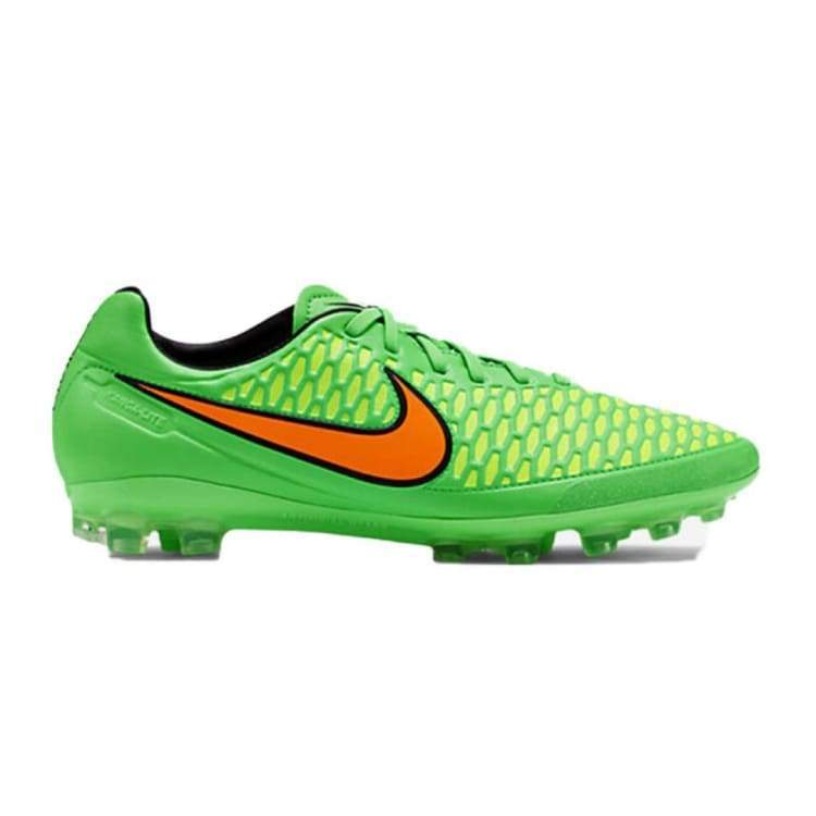 Cleats / Soccer: Nike Magista Orden Ag-R 717134-380 - Nike / Us: 7.5 / Kelly / Cleats / Soccer Football Footwear Kelly Land |