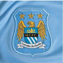 Jerseys / Soccer: Nike Manchester City 13/14 (H) S/s 574863-489 - 1314 Blue Clothing Football Home Kit