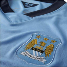 Jerseys / Soccer: Nike Manchester City 14/15 (H) S/s 611050-489 - 1415 Blue Clothing Football Home Kit