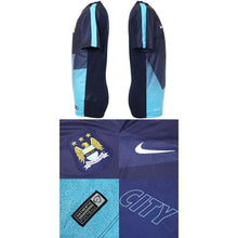 Jerseys / Soccer: Nike Manchester City 15/16 Pre-Match Training Top 688158-476 - 1516 Blue Clothing Football Jerseys