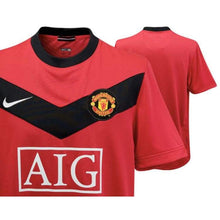 Jerseys / Soccer: Nike Manchester United 09/10 (H) S/s - 0910 Clothing Football Home Kit Jerseys