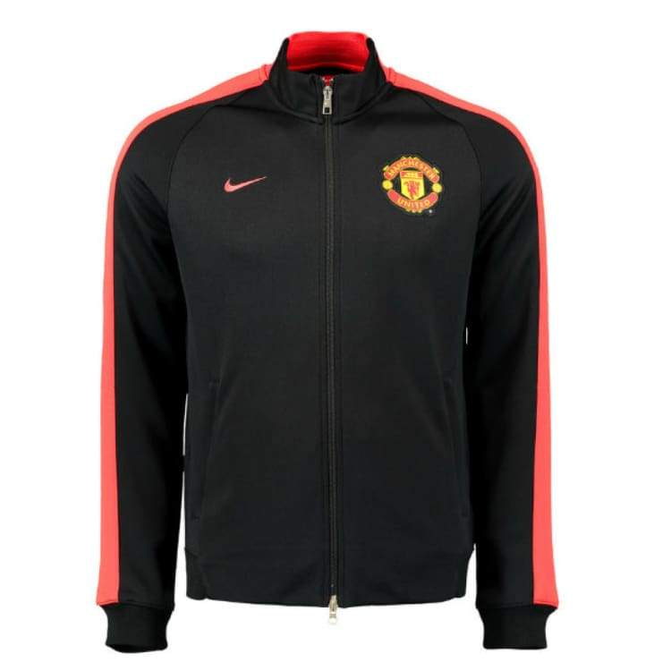 new style 4df40 2f50c Nike Manchester United 14/15 Authentic N98 Jacket 609176-011