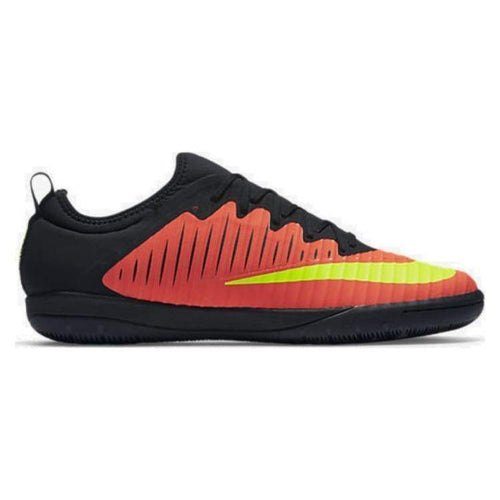 Shoes / Soccer: Nike Mercurialx Finale Ii Ic 831974 870 - Nike / Us: 7.5 / Black/red / Black/red Boys Footwear Kids Land |