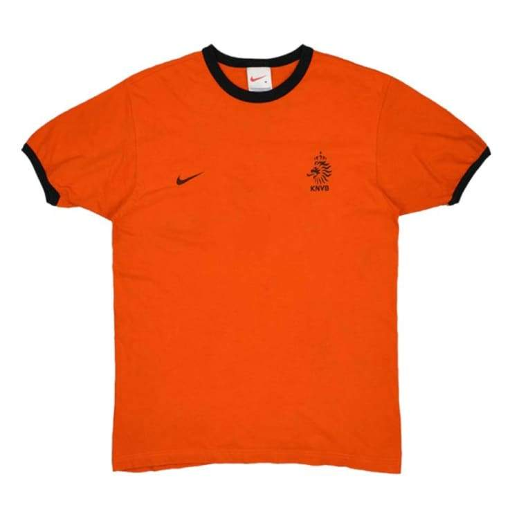 Jerseys / Soccer: Nike National Team 2000 Netherlands (H) S/s - Nike / M / Orange / Clothing Football Home Kit Jerseys Jerseys / Soccer |
