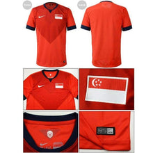 Jerseys / Soccer: Nike National Team 2014 Singapore (H) Ss 620974-600 - 2014 Clothing Football Home Kit Jerseys