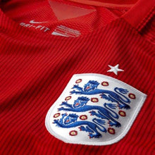 Jerseys / Soccer: Nike National Team 2014 World Cup England (A) Match S/s 589593-600 - 2014 Clothing England England (World Cup) Football