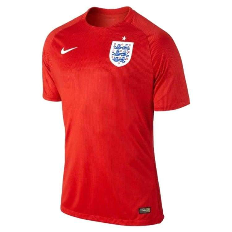 Jerseys / Soccer: Nike National Team 2014 World Cup England (A) Match S/s 589593-600 - S / Red / Nike / 2014 Clothing England England (World