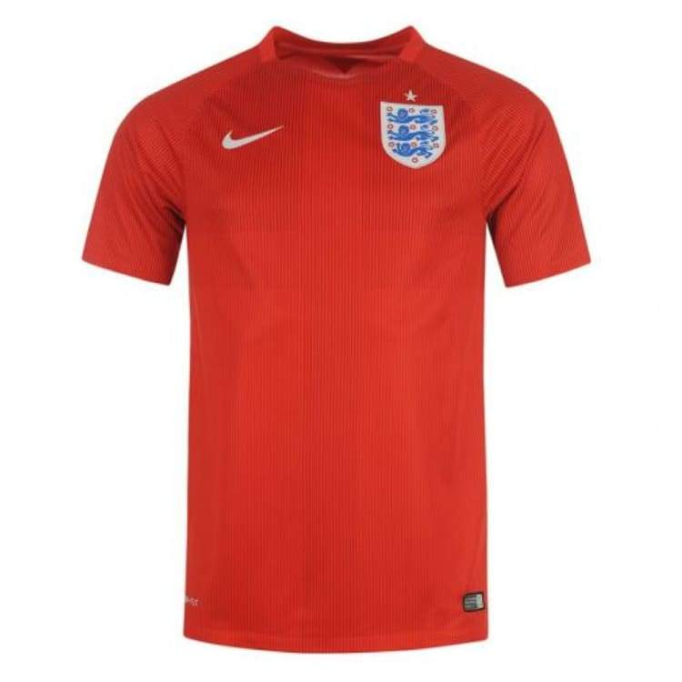 Jerseys / Soccer: Nike National Team 2014 World Cup England (A) S/s 588102-600 - S / Red / Nike / 2014 2Xl Clothing England England (World