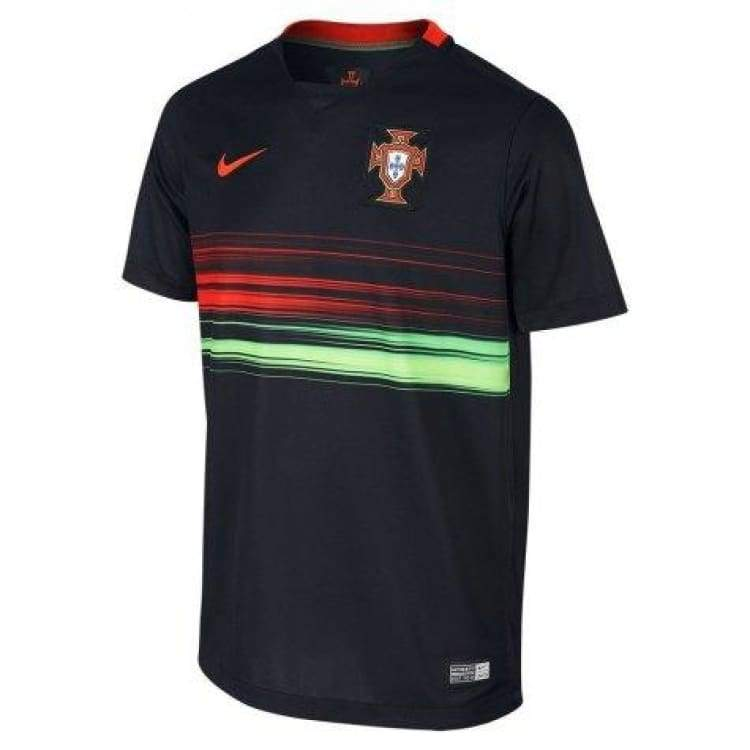 Jerseys / Soccer: Nike National Team 2015 Portugal (A) S/s 640853-010 - Nike / S / 2015 Away Kit Clothing Football Jerseys |
