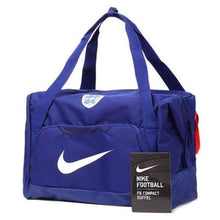 Bags / Duffel: Nike National Team 2016 England Allegiance Shield Compact Duffel Blue Ba5148-455 - Nike / Blue / 2016 Accessories Bags /