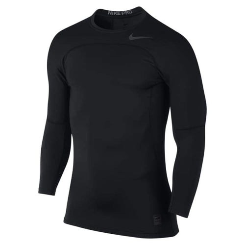 Base Layers / Top: Nike Pro Hyperwarm L/s Top - Black 838023-010 - Nike / Xl / Black / Base Layers Base Layers / Top Black Clothing Football