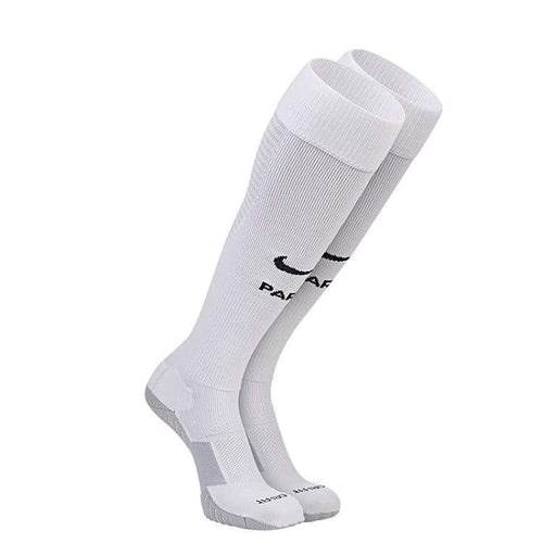 Socks / Soccer: Nike Psg 16/17 (3Rd) Stadium Socks Wht 776780-100 - Nike / S / White / 1617 Accessories Football Land Mens |