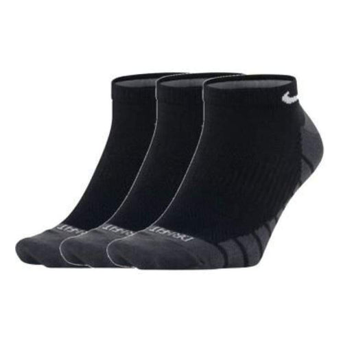 Socks / Casual: Nike U Dry Lightweight Ns 3Pr Sx6940-010 - Nike / M (38-42) / Black / Accessories Black Football Land Mens |