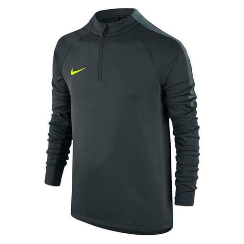 Tops / Warm Up: Nike Youth Sqd Dril Top Blk 807245-364 - Nike / Kids: M / Black / Black Clothing Football Kids Land |