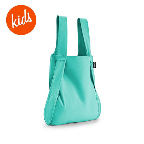 Bags / Shoulder: Notabag Kids - Mint - Notabag / Yellow / Accessories Bags Bags / Shoulder Cycling Kids | Octw-Taioz-Nbk-Mi