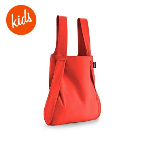 Bags / Shoulder: Notabag Kids - Red - Notabag / Red / Accessories Bags Bags / Shoulder Cycling Kids | Octw-Taioz-Nbk-Rd