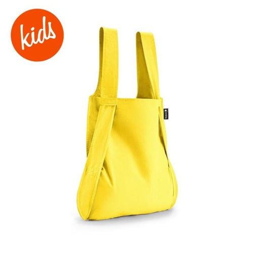 Bags / Shoulder: Notabag Kids - Yellow - Notabag / Yellow / Accessories Bags Bags / Shoulder Cycling Kids | Octw-Taioz-Nbk-Yl