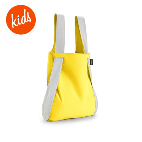 Bags / Shoulder: Notabag Reflective Kids - Yellow - Notabag / Yellow / Accessories Bags Bags / Shoulder Cycling Kids | Octw-Taioz-Nbkr-Yl