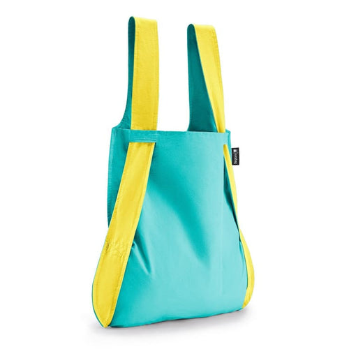Bags / Shoulder: Notabag \ Yellow/mint [Unisex] - Accessories Bags Bags / Shoulder Cycling Koolkado | Octw-Taioz-Nbd-Ym