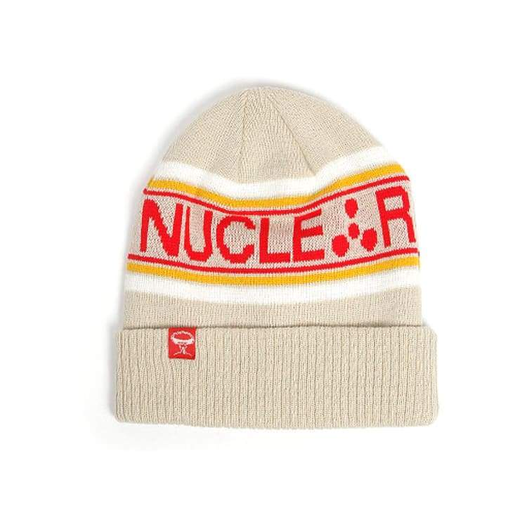 Headwear / Beanies: Nuclear Fission Beanie - 3Color - Nuclear / Tan / Accessories Beanies Black Green Head & Neck Wear |