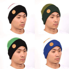 Headwear / Beanies: Nuclear Gamma Beanie - 4Color - Accessories Beanies Black Green Head & Neck Wear