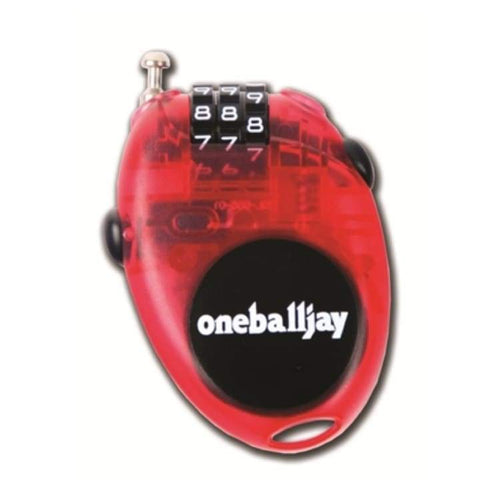 Locks: Oneballjay Mini Lock Fw1718 - Oneballjay / 1718 Accessories Ice & Snow Locks Locks / Snow | Occn-Whiteline-Alm