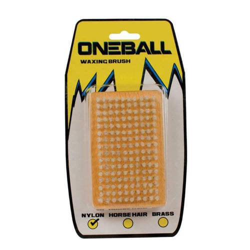Waxing/ Brushes: Oneballjay Nylon Waxing Brush Fw1718 - Oneballjay / 1718 Gear Ice & Snow On Sale Oneballjay | Occn-Whiteline-Tbn Nylonbrush