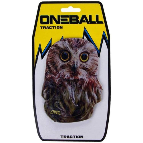 Stomp Pads: Oneballjay Owl Stomp Pad Fw1718 - Oneballjay / 1718 Accessories Ice & Snow On Sale Oneballjay | Occn-Whiteline-Assh